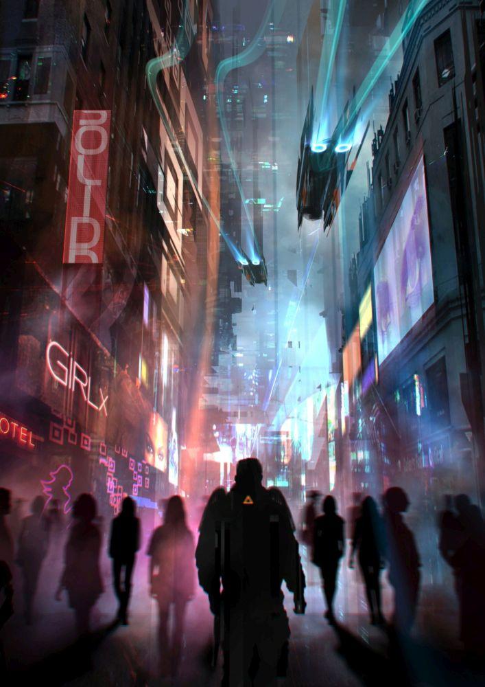 Christian Paul Autor Cyberpunk Terranis Hintergrund Incubatio 707x1000